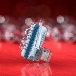 Adult Women Mini Vibrators Finger Stimulate Clitoris G-spot Massager Sex Toys