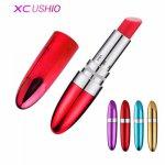 New Portable Bullet Vibrator Lipstick Erotic Toys Clitoris Stimulator Sex Dildo Vibrator Sex Toys for Woman Adult Products