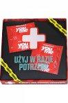 Awaryjna Pomoc Łóżkowa- prezerwatywy